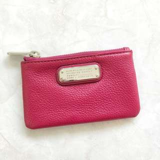 全新 Marc Jacobs MJ Marc By Marc Jacobs MBMJ 銀包 鎖鑰包 散紙包 Wallet Key Wallet Coins Bag Cardholder 鎖匙包