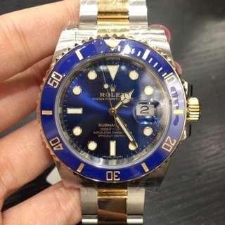 Rolex 116613LB 藍面