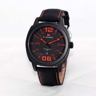 Naviforce Leather Original 100%
