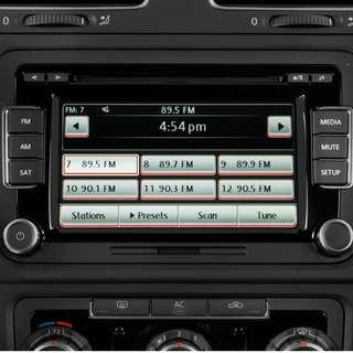 RCD 510 Premium 8 Colour Touchscreen