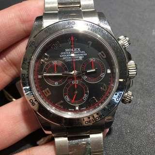 二手 Rolex 116509 BK