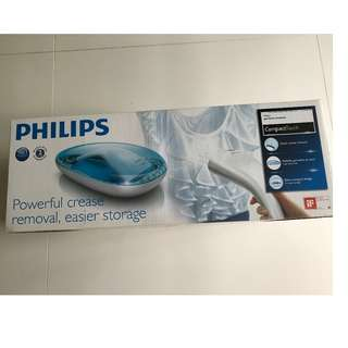 NEW - [Philips]GC420/Garment Steamer Compact Touch