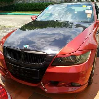 2nd hand imported new BMW E90 (A), 2.0L, yr2005