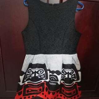 Mini dress import