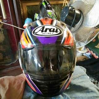 Arai fullface original (local)