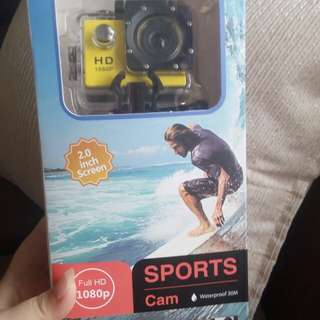 Waterproof 30M Sports Cam