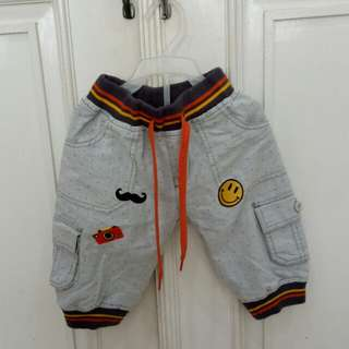 Joger / Celana Panjang Anak Patch