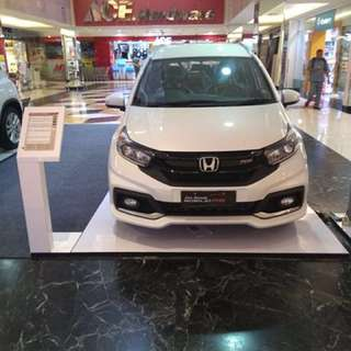 Mobilio RS stock 2017