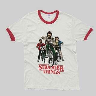 Kaos/t-shirt Stranger Things Original Gildan #jualbarangjadul