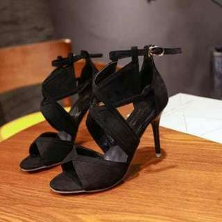 Korean Stilleto Sandals