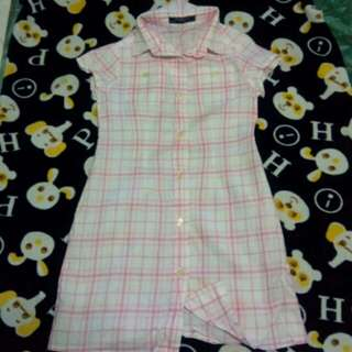 Burberry dress for 3-4-5yrs old