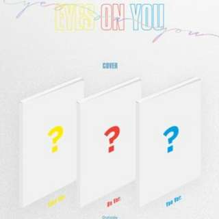[INC EMS] GOT7 Eyes On You Album
