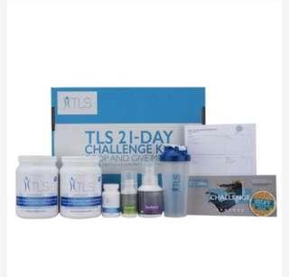 Amazing TLS 21 Day Challenge Kit By TLS®