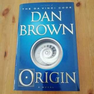 Origin by Dan Brown (A Novel)