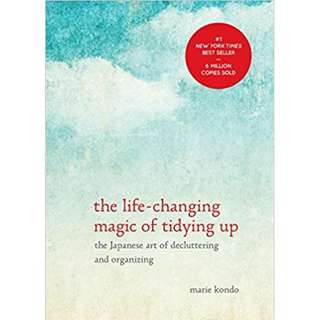 The life changing magic of tidying up by Marie Kondo (E-book)