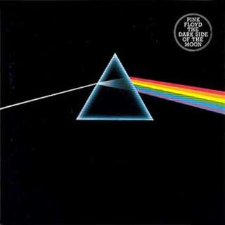 Vg+ pink floyd dark side of the moon vinyl record 73 uk repress 5th gf