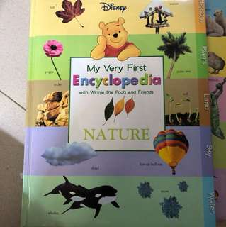 My very first encyclopedia (nature)