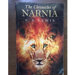 The Chronicles Of Narnia Novel
