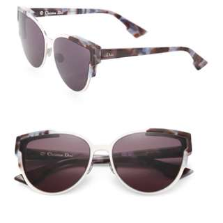 Dior wild cateye sunglasses