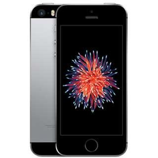 美國進口原封全新 Apple iphone SE 32GB BLK