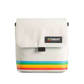 POLAROID ORIGINALS BOX CAMERA BAG - WHITE