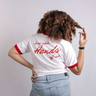 Hands Off Ringed Shirt