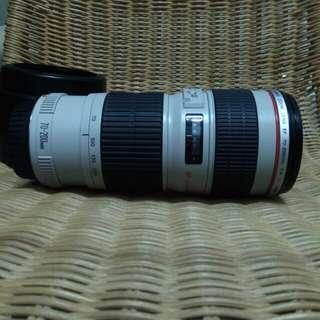 Canon 70-200L F4 (None IS)