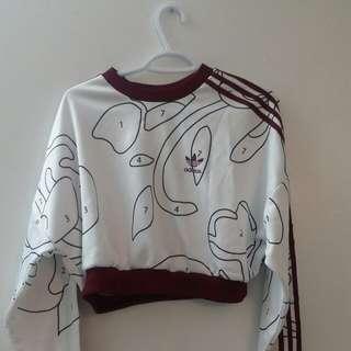 Adidas Rita Ora Crop Top