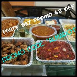 Party Set PROMOTION