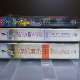 Nora Roberts' The Calhouns (take all)