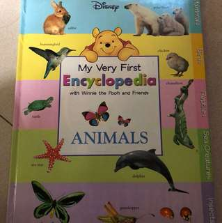 My very first Encyclopedia (Animals)