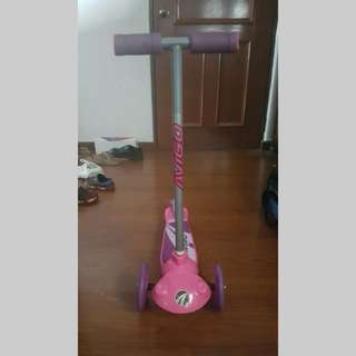 Pink Kid Scooter