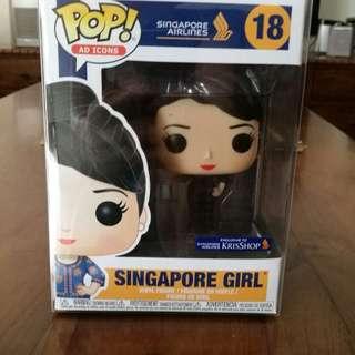 Funko Pop Singapore Girl