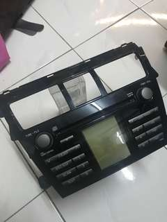 Toyota Vios 2010 original CD player