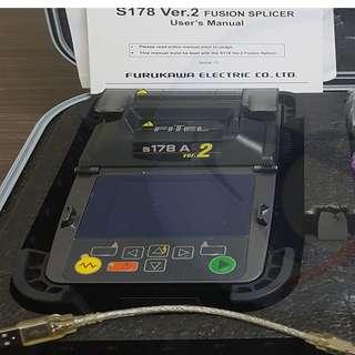 Jual - Fitel Furukawa S-178A Versi 2 Fusion Splicer Harga Masih Bisa Nego
