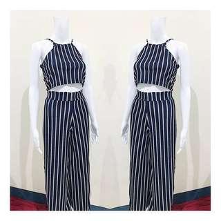 Genie Terno Stripes