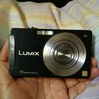 Panasonic Lumix DMC-FX36 Digital Camera - 10.1 Megapixel, Wide Angle, 4x Zoom