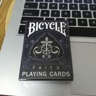 Bicycle faith playing cards