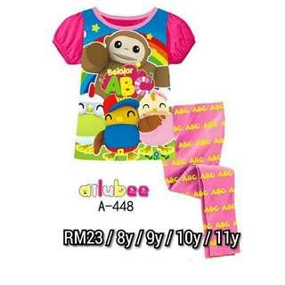 Pyjamas Didi - Code J