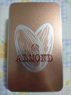 Almond nail care set