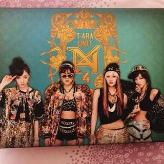 T-ara N4 專輯
