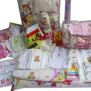 Paket Perlengkapan Bayi