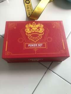 Smirnoff ice poker set chinese new year limited edition