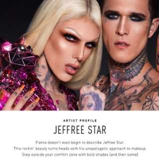 [PO CLOSED] Jeffree Star Cosmetics PRE-ORDER
