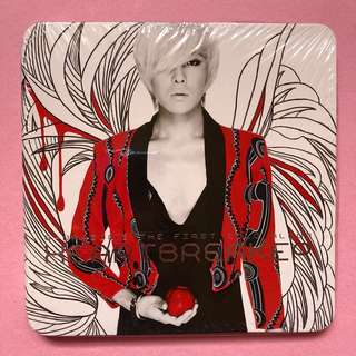 G DRAGON ~ VOL.1 HEARTBREAKER (Repackage) / Sealed