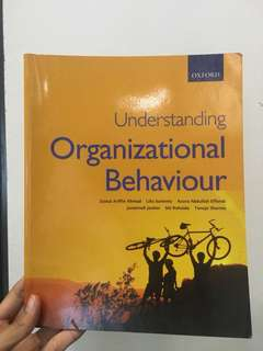 Oxford Organizational Behaviour