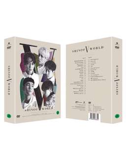 SHINee - SHINee World V in Seoul DVD