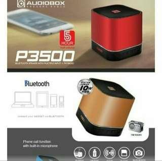 Audiobox Bluetooth Speaker