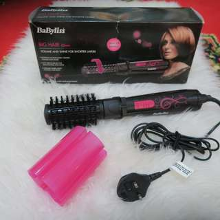 Babyliss Big Hair 42mm - FREE ONGKIR JABODETABEK ONLY