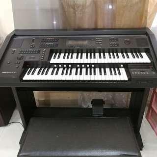 Yamaha electron organ piano